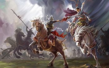 Video Game - Heroes Of Three Kingdoms Wallpapers and Backgrounds ID : 243477