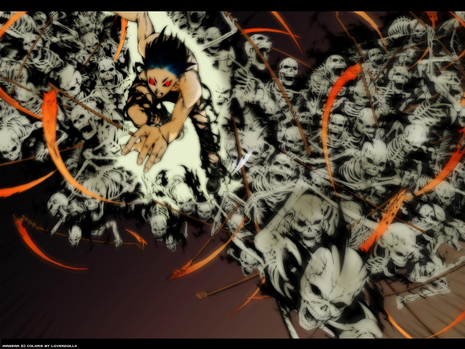 air gear computer wallpapers desktop backgrounds