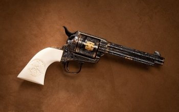Weapons - Colt Revolver Wallpapers and Backgrounds ID : 244197