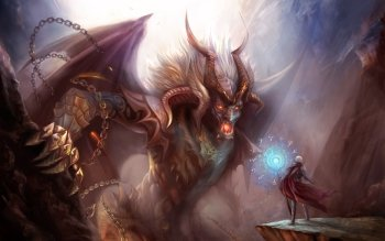 Fantasy - Demon Wallpapers and Backgrounds ID : 244609