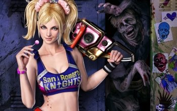Computerspel - Lollipop Chainsaw Wallpapers and Backgrounds ID : 244617