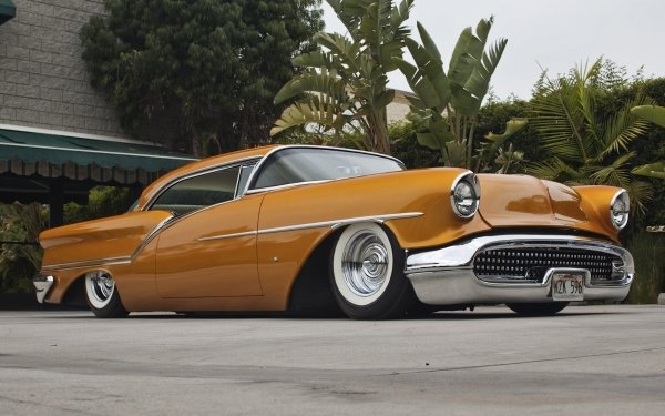 Vehicles Lowrider Hot Rod Classic Car HD Wallpaper | Background Image