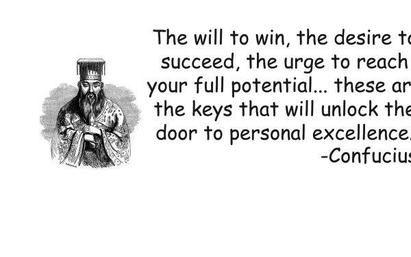 Miscelaneo Motivación Cita Confucius Fondo de pantalla HD   Fondo de Escritorio