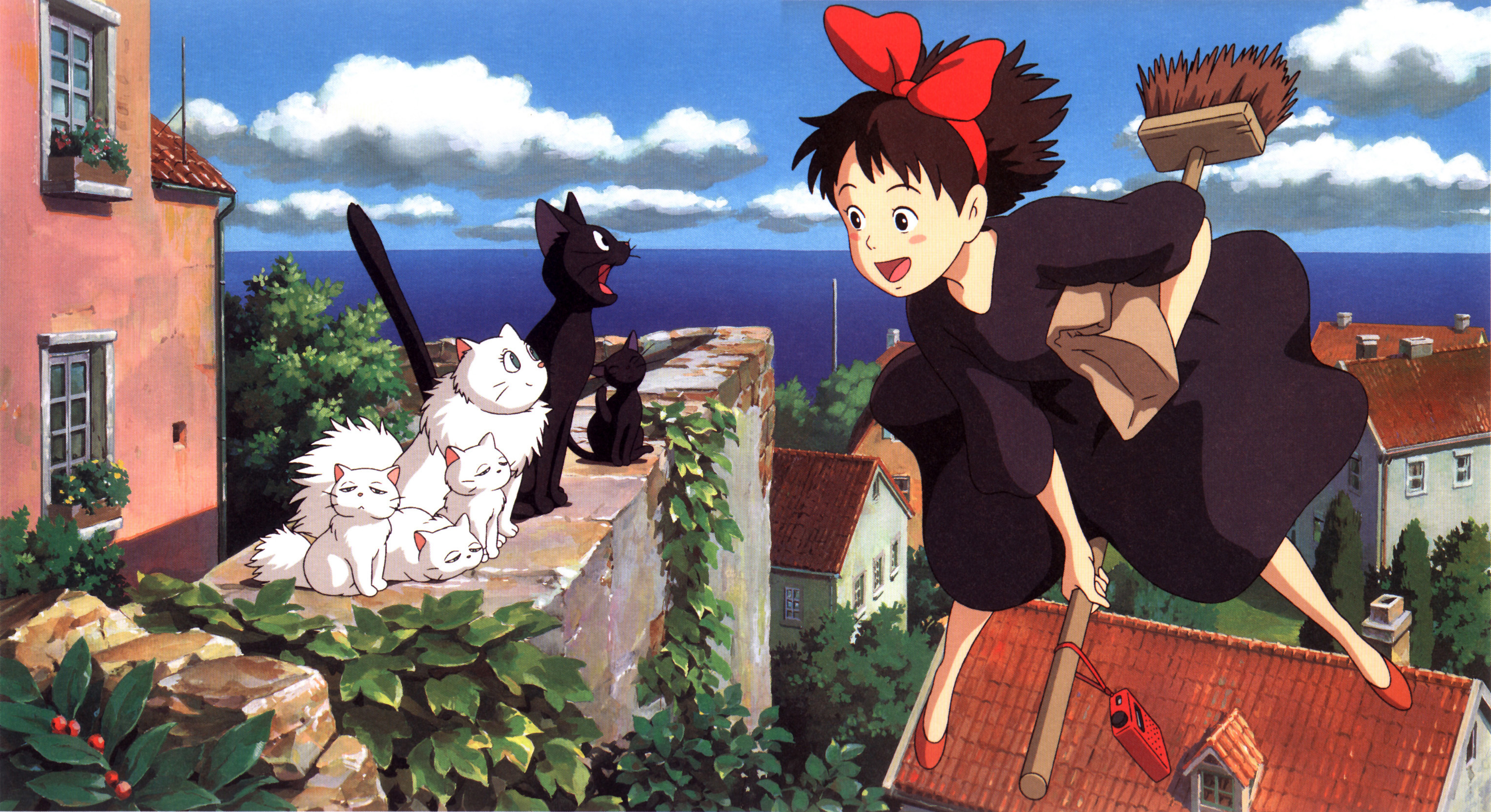 Top 5 Studio Ghibli FIlms
