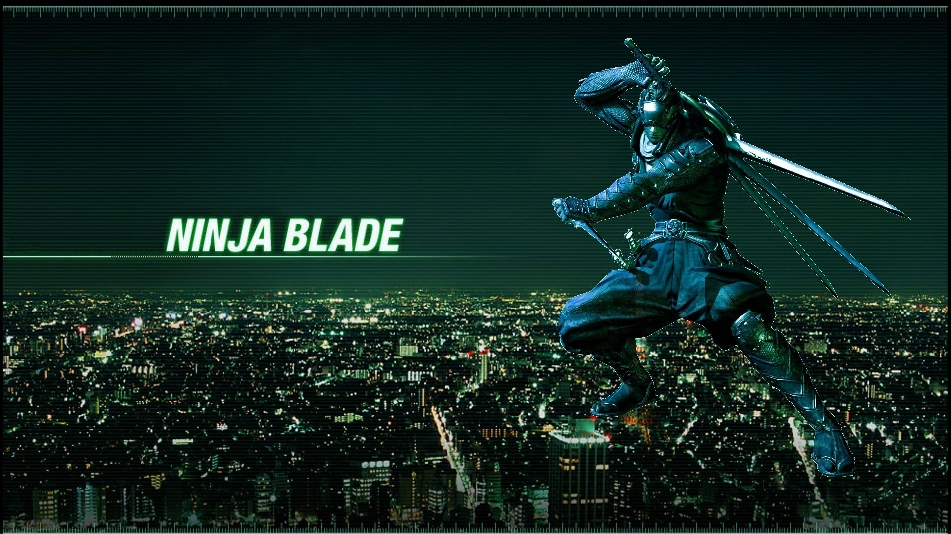Ninja Blade HD Wallpaper | Background Image | 1920x1080 ...