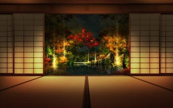 Anime - Scenic Wallpapers and Backgrounds ID : 245035