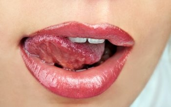 Vrouwen - Lippen Wallpapers and Backgrounds ID : 245105