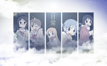 Anime - Nichijou  Wallpapers and Backgrounds ID : 245477