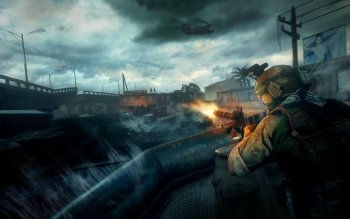 Video Game - Medal Of Honor Wallpapers and Backgrounds ID : 245805