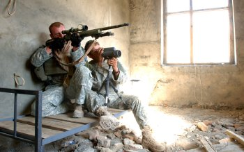 Military - Sniper Wallpapers and Backgrounds ID : 245975