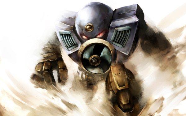 Sci Fi Robot Mega Man HD Wallpaper | Background Image