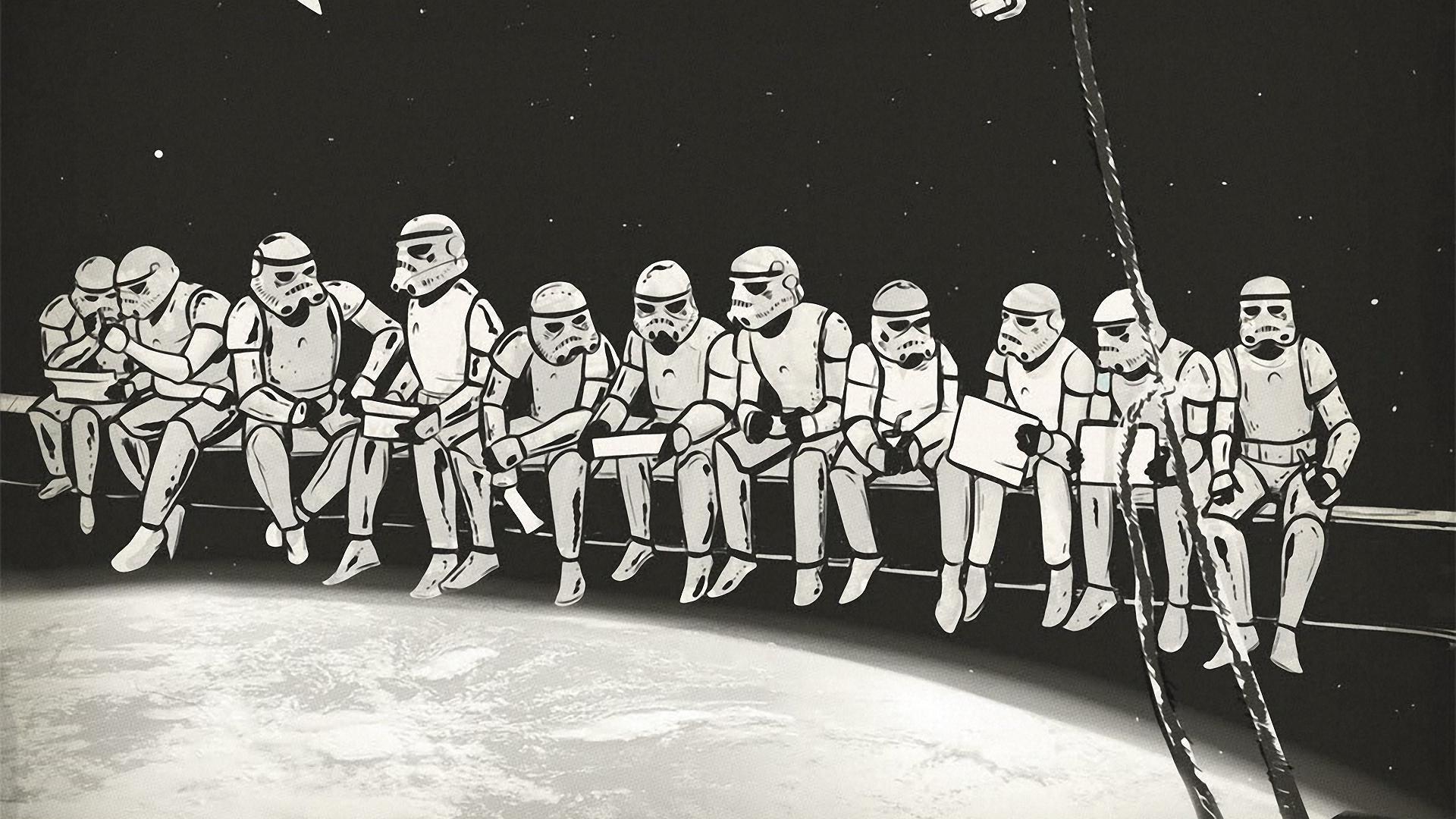 Star Wars Hd Wallpaper Background Image 1920x1080 Id246479