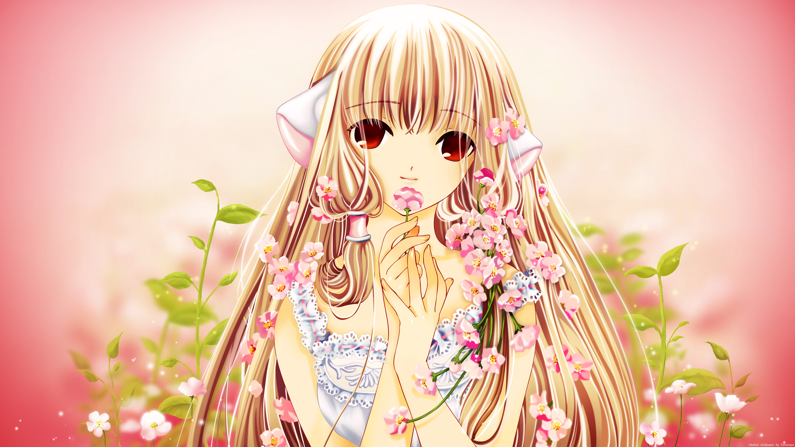 chobits full hd wallpaper and background 2560x1440 id