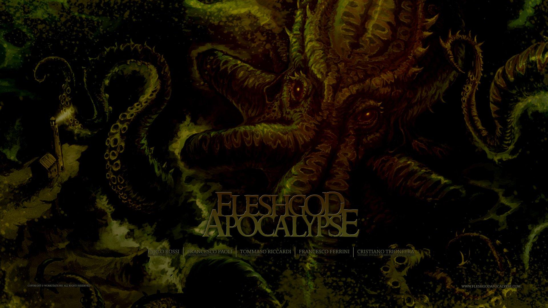 1 Fleshgod Apocalypse Fondos De Pantalla Hd Fondos De