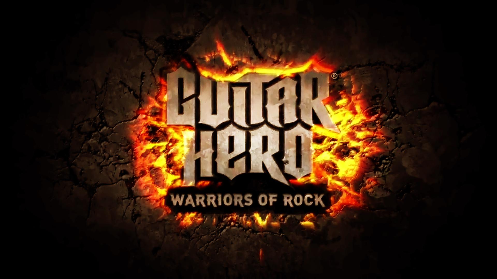 Video Game - Guitar Hero  Wallpaper
