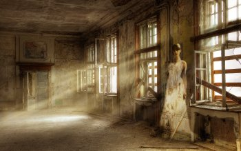 Donker - Ghost Wallpapers and Backgrounds ID : 246139