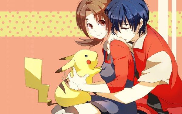 Video Game Pokémon: HeartGold and SoulSilver Pokémon Pikachu HD Wallpaper   Background Image