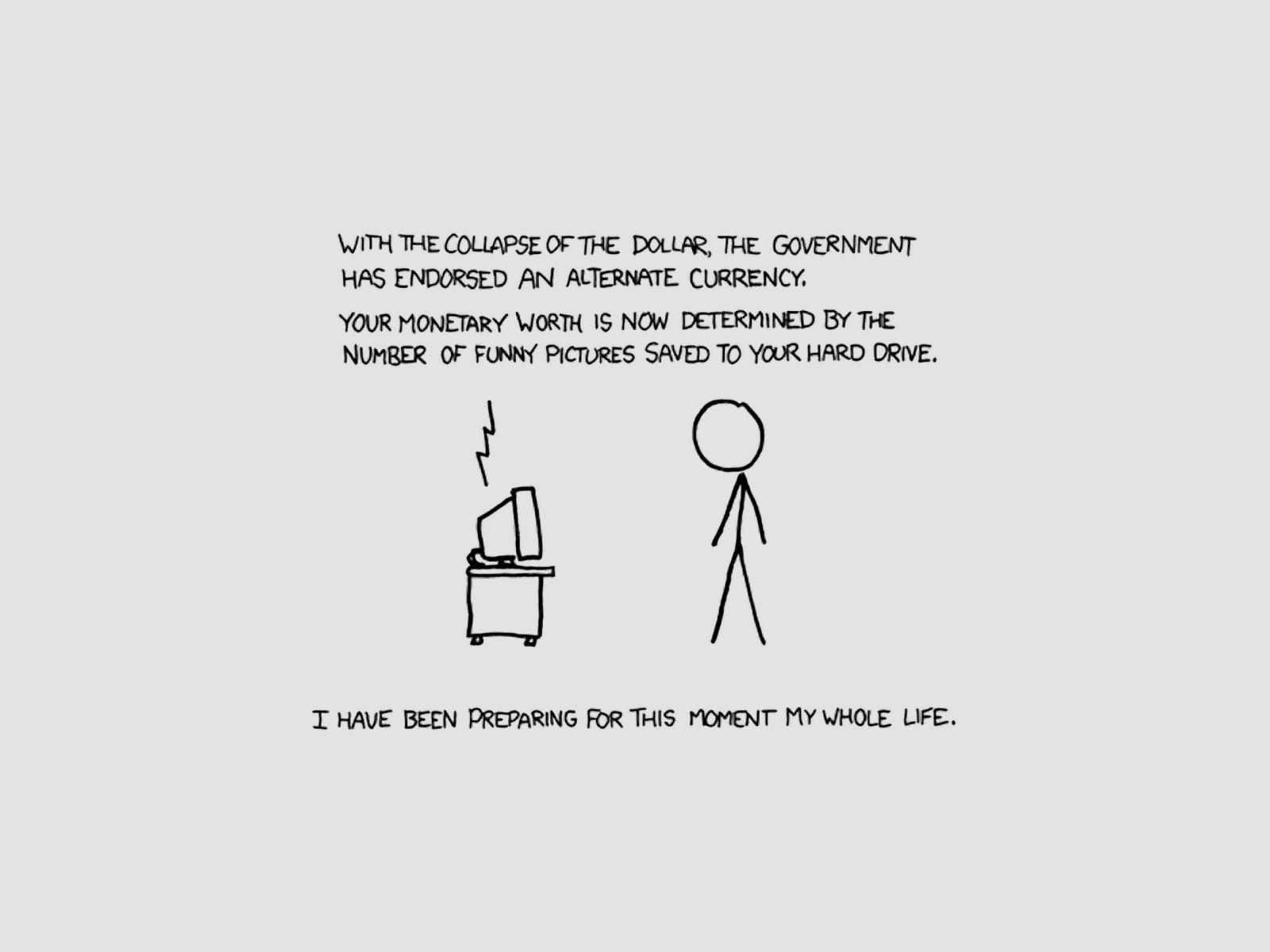 Humor - Computer  Humor Funny Wallpaper