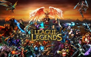 Video Game - League Of Legends Wallpapers and Backgrounds ID : 247229
