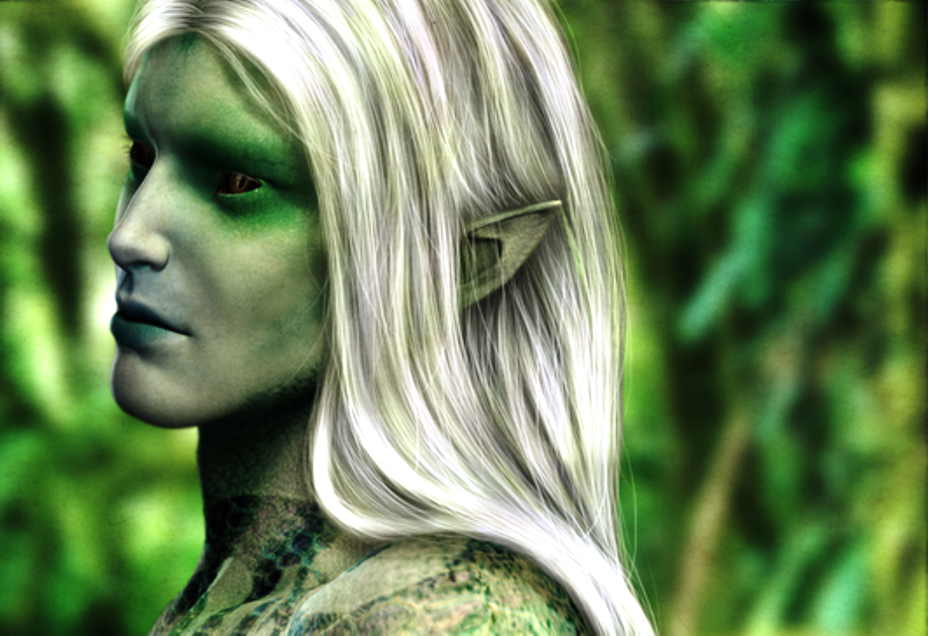 exotic elf wallpaper and background 1333x914 id 248619