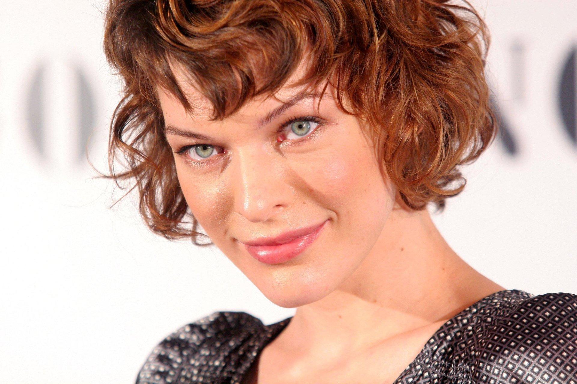 Milla Jovovich Full HD Wallpaper and Background Image ... милла йовович