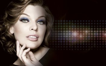 Celebrity - Milla Jovovich Wallpapers and Backgrounds ID : 248359