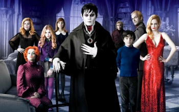 Movie - Dark Shadows Wallpapers and Backgrounds ID : 248967