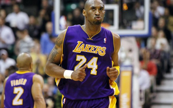 Sports Los Angeles Lakers Basketball Kobe Bryant HD Wallpaper | Background Image