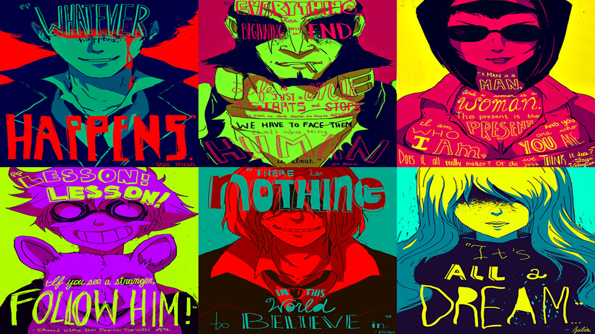 Cowboy Bebop Wallpaper and Background Image | 1919x1079 | ID:249005 - Wallpaper Abyss