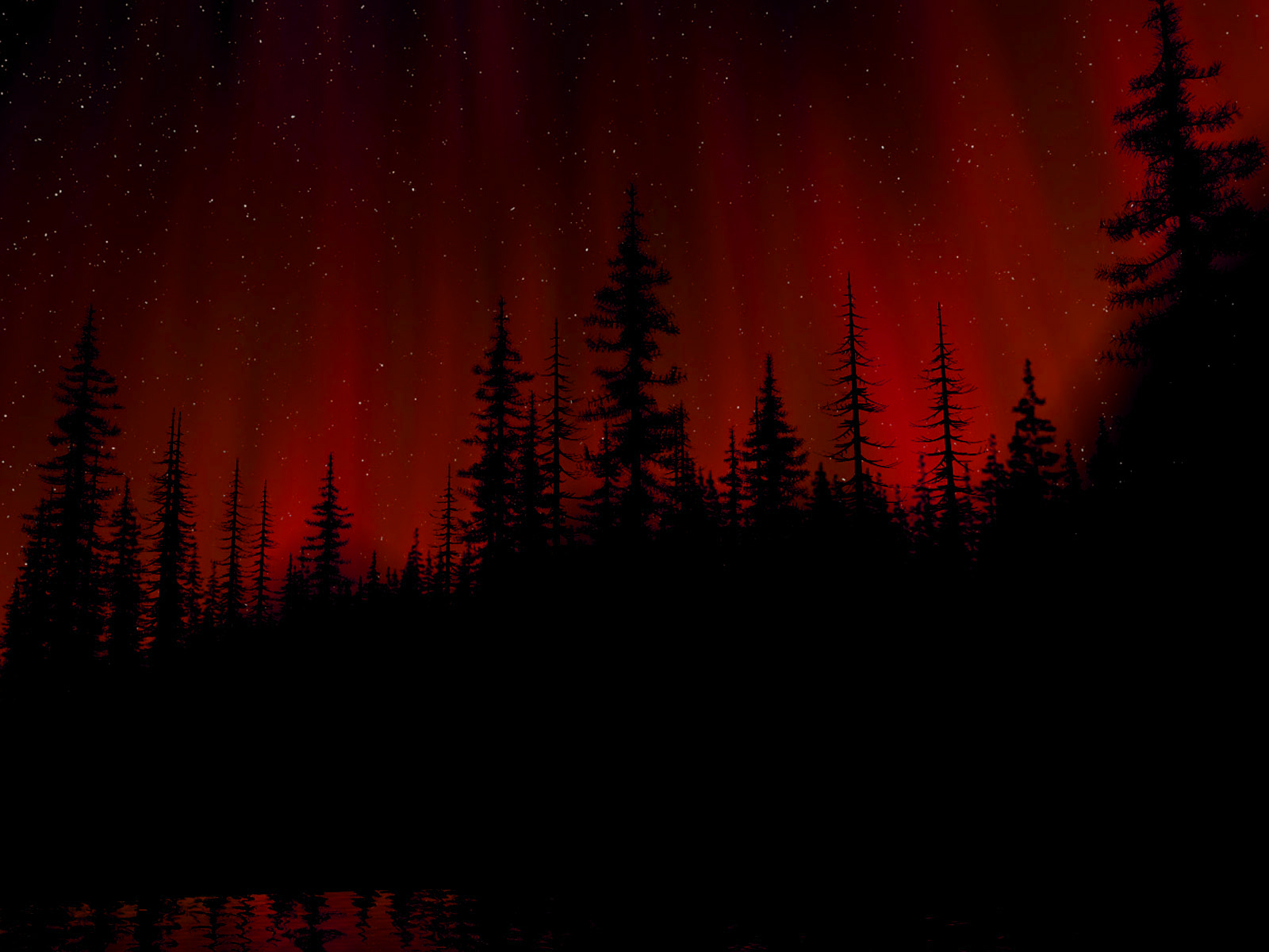 Northern Lights Wallpaper And Background Image