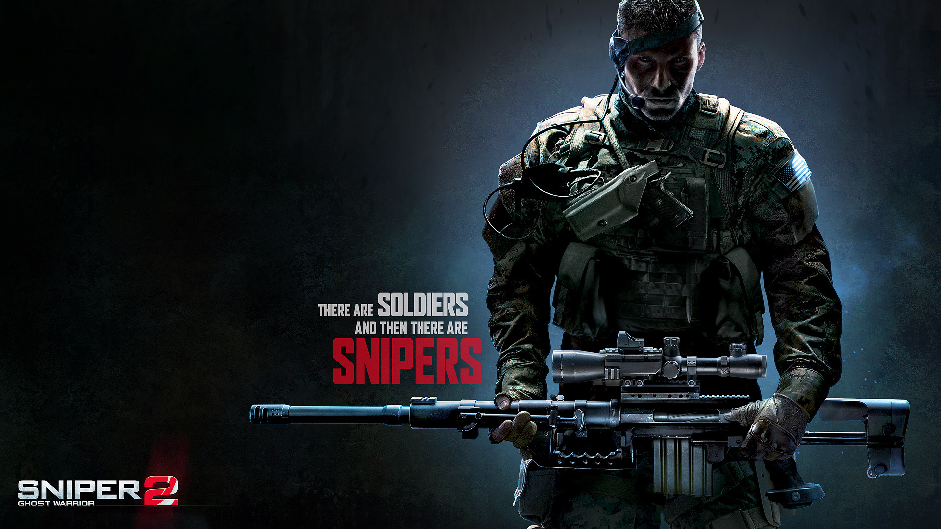 16 Sniper: Ghost Warrior 2 HD Wallpapers