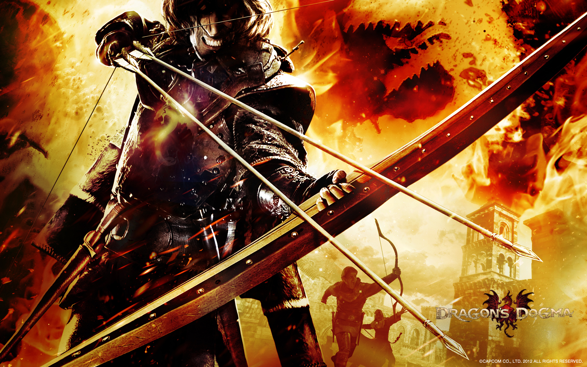 Dragon S Dogma Dark Arisen Hd Wallpaper Background Image