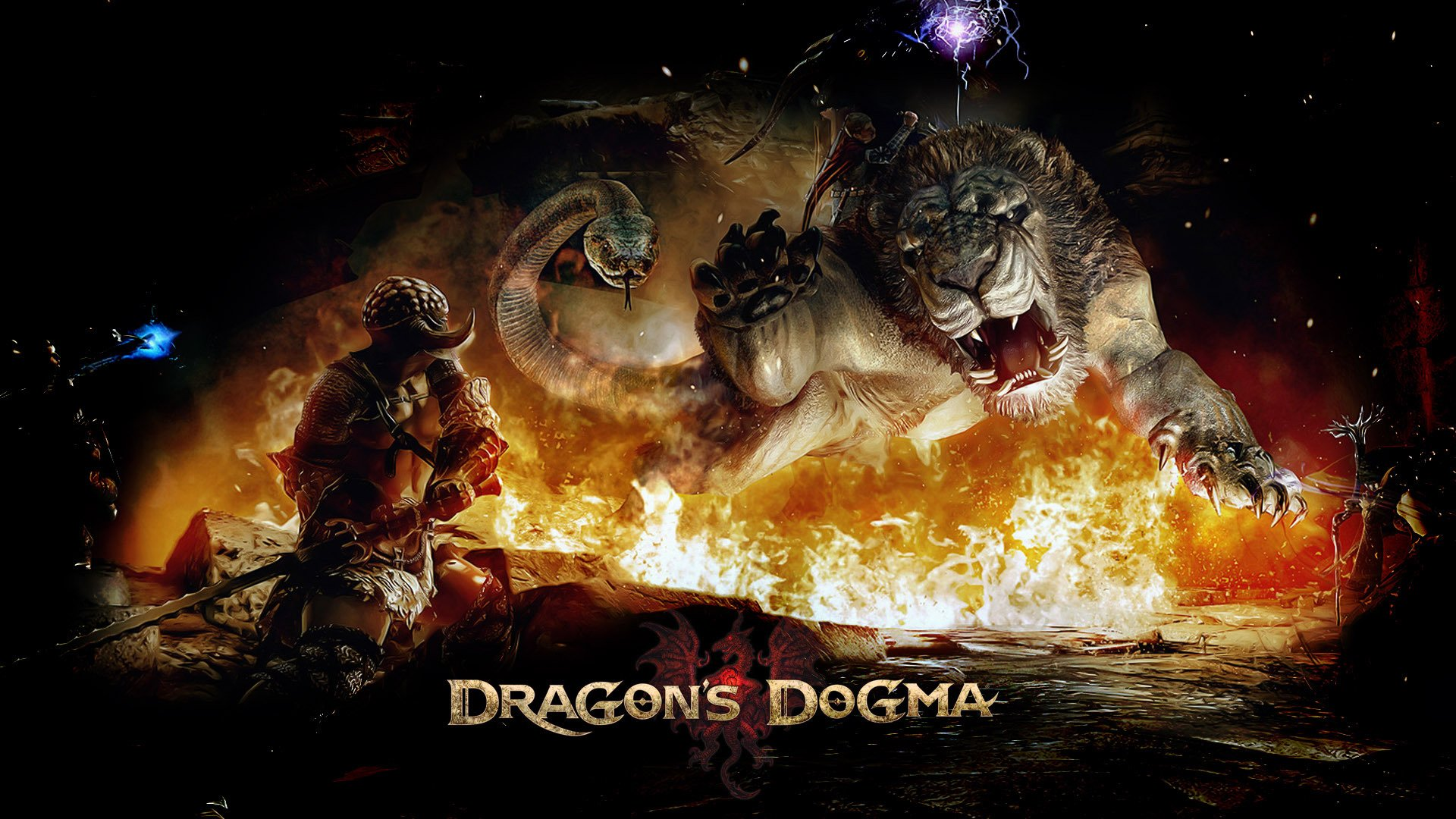 26 Dragon S Dogma Dark Arisen Hd Wallpapers Background Images