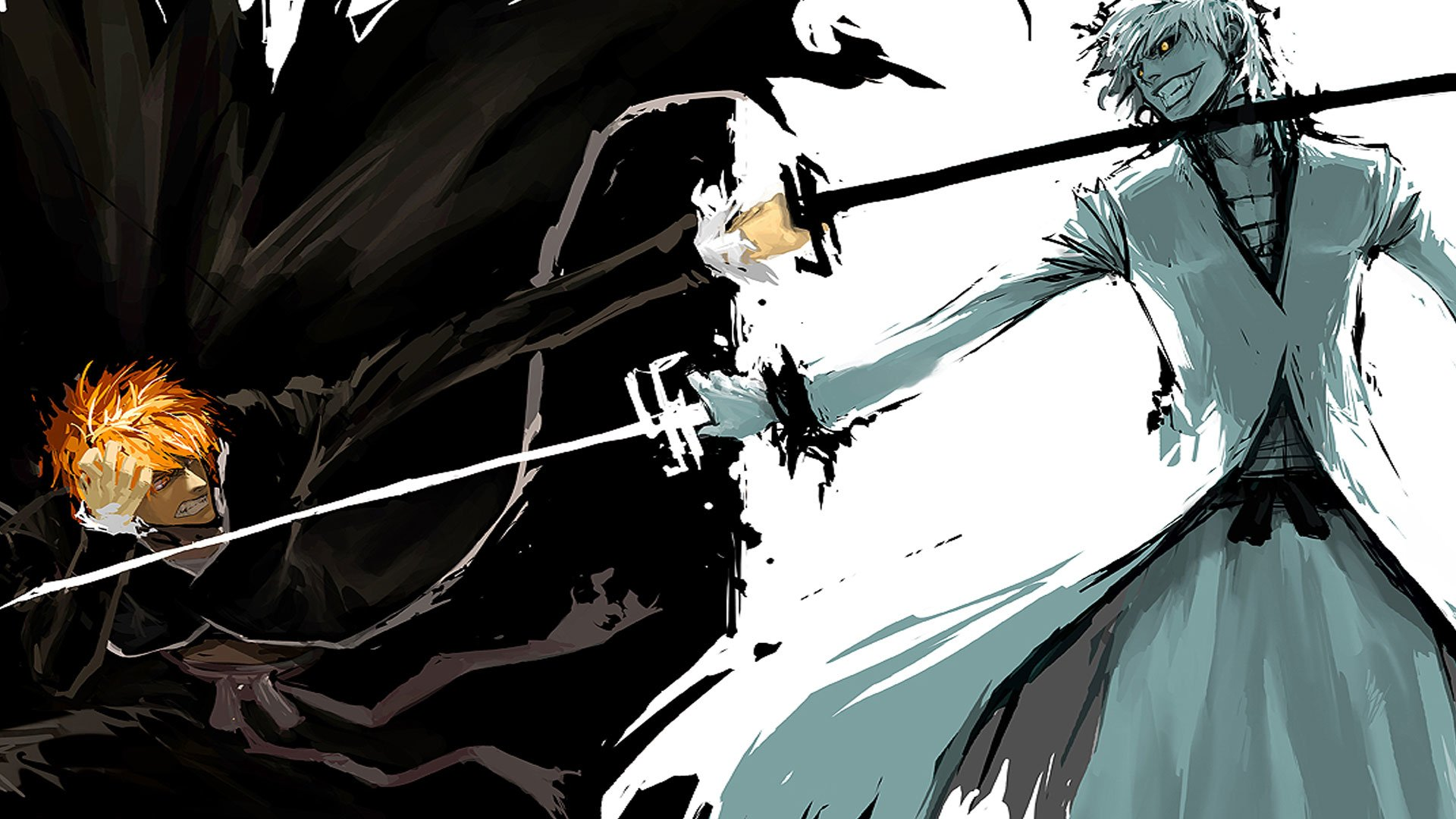 hd wallpaper background id2499 1920x1080 anime bleach