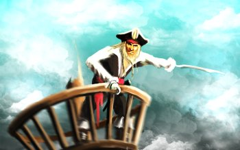 Fantasy - Pirate Wallpapers and Backgrounds ID : 249215