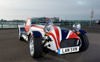Vehicles - Caterham Wallpapers and Backgrounds ID : 249617