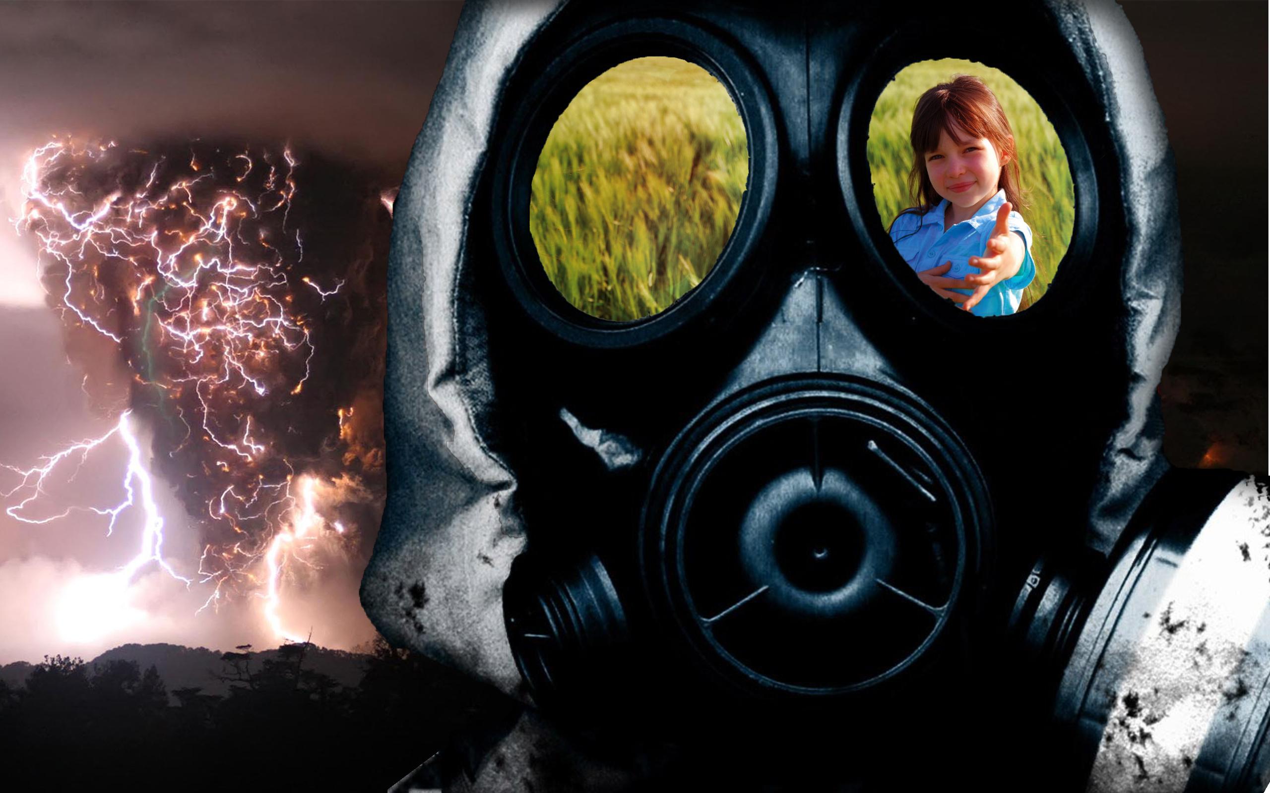 gas mask fondos de - photo #13