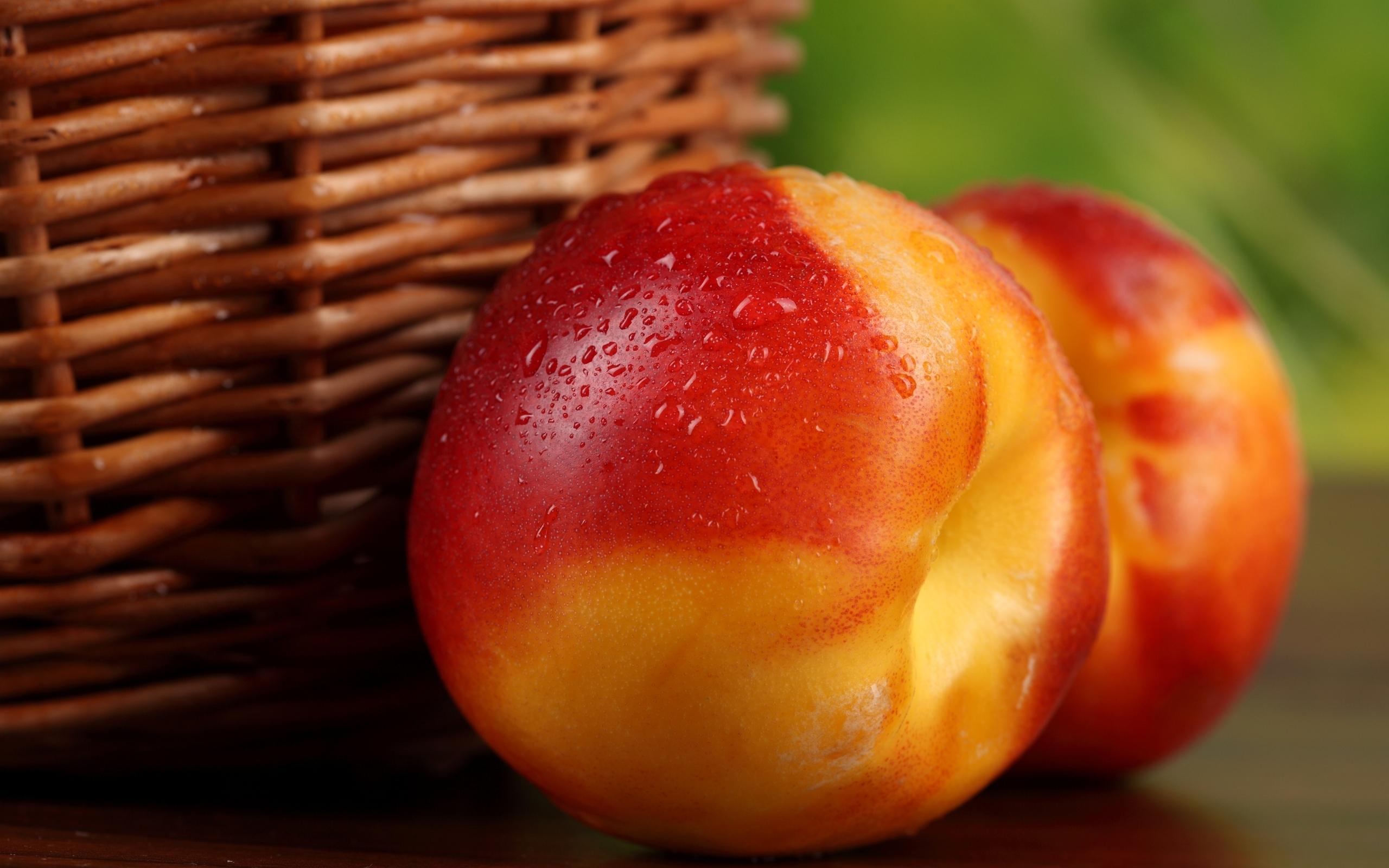 Peach HD Wallpaper | Background Image | 2560x1600 | ID ...