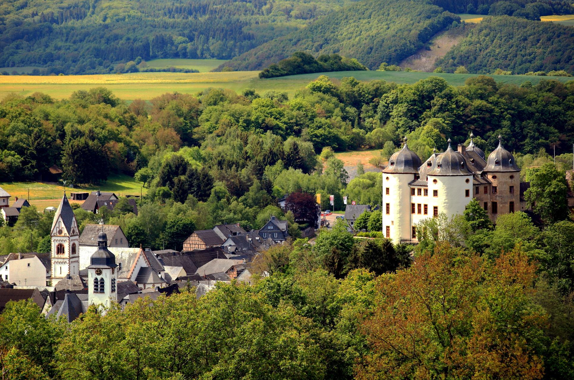 Neowise Rheinland Pfalz