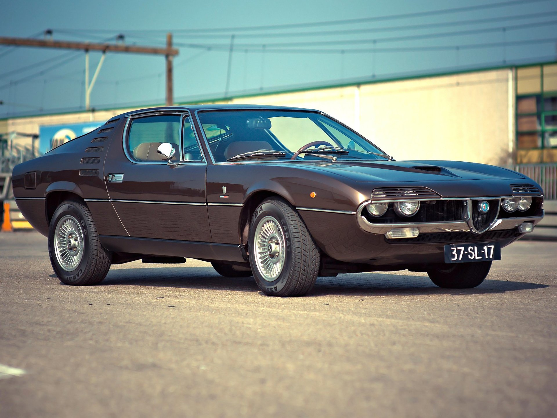 4 Alfa Romeo Montreal Hd Wallpapers Background Images Wallpaper Abyss