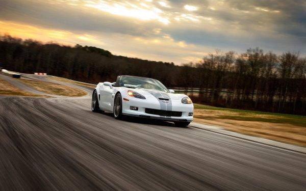 Vehicles Corvette Chevrolet Chevrolet Corvette Hot Rod Muscle Car Classic Car HD Wallpaper | Background Image
