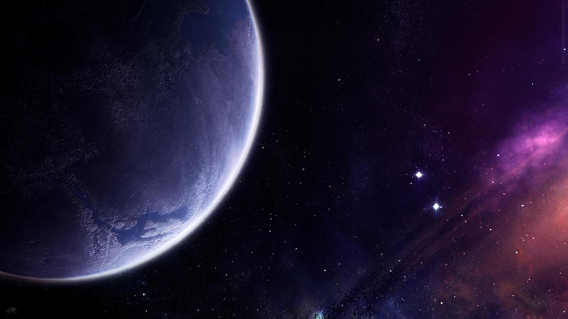 Planetas Fondo De Pantalla HD