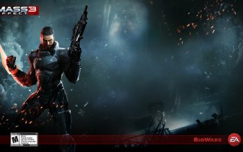 Video Game - Mass Effect 3 Wallpapers and Backgrounds ID : 251359