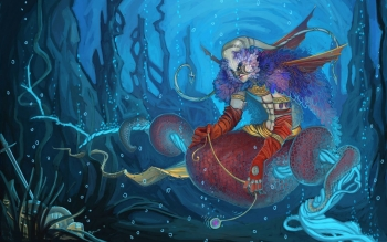 Fantasy - Mermaid Wallpapers and Backgrounds ID : 252875