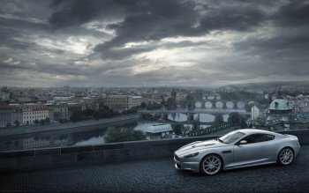 Vehicles - Aston Martin DBS Wallpapers and Backgrounds ID : 253569