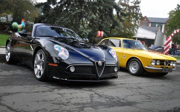 Vehicles Alfa Romeo HD Wallpaper   Background Image