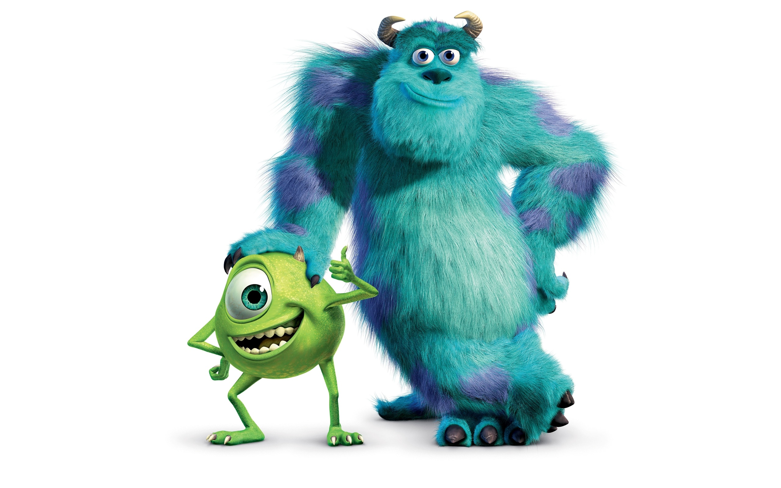 monsters inc hd wallpaper background image 2560x1600 id