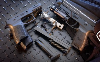 Weapons - Sig Sauer Pistol Wallpapers and Backgrounds ID : 254745