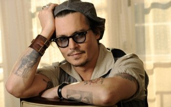 Celebrity - Johnny Depp Wallpapers and Backgrounds