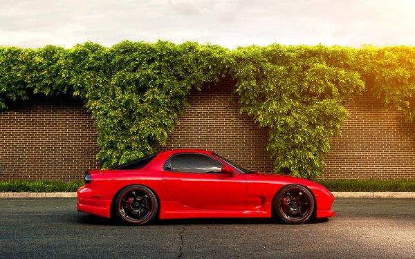 Vehicles Tuned Mazda Mazda RX-7 HD Wallpaper | Background Image